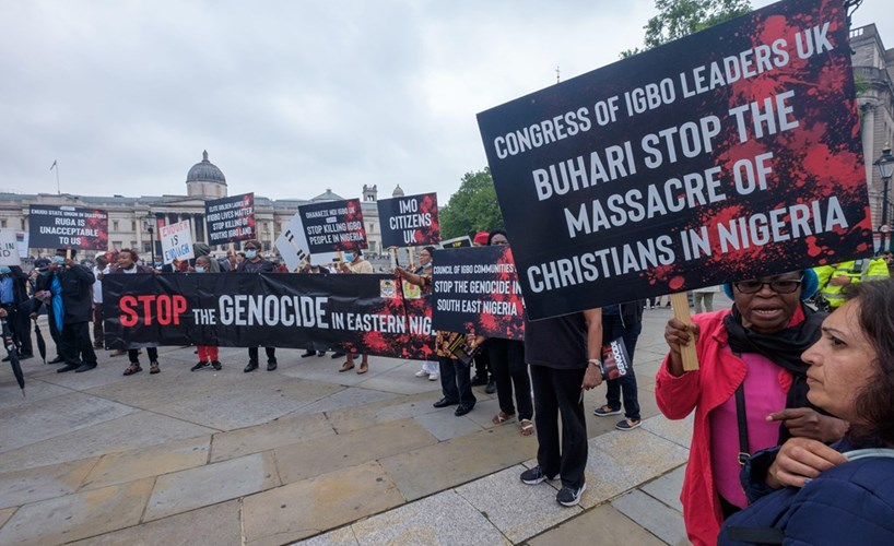 The Killings In Southern Kaduna, Benue, Plateau are not about climate change; it's genocide – Revd Henry Ndukuba