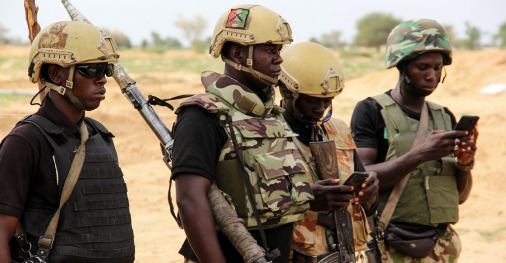 Ethnic cleansing in the Buhari's Nigerian Armed Forces